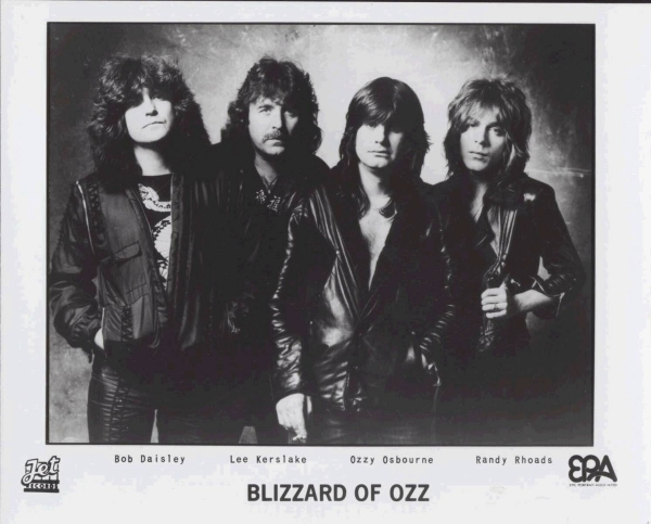 hennemusic: Bob Daisley comments on Ozzy Osbourne lawsuit