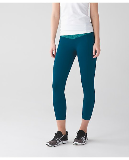 lululemon tofino-teal all-the-right-places-crop