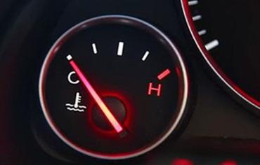 temperatur mesin mobil