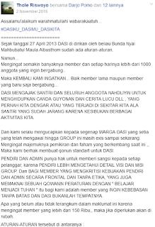 group facebook terbesar santri indonesia