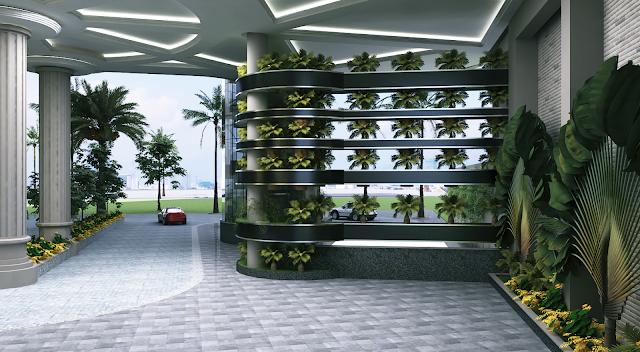 Không gian sống sang trọng của Luxury Apartment