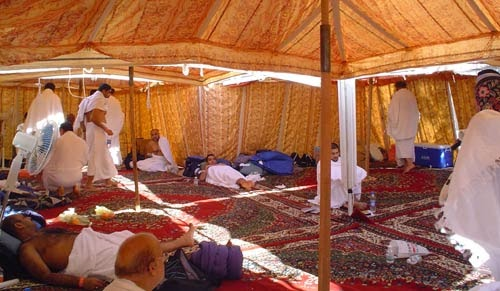 Arafatta Vakfeyi Beklemek