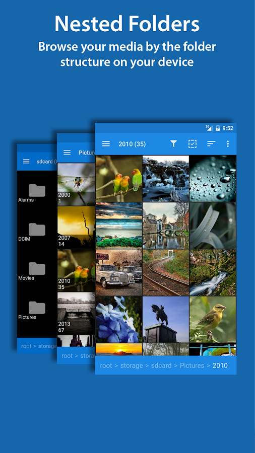 Best Photo Gallery App for Android - Alternative to QuickPic