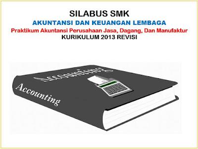 Silabus Praktikum Perusahaan Jasa, Dagang, Manufaktur (K13 Revisi)