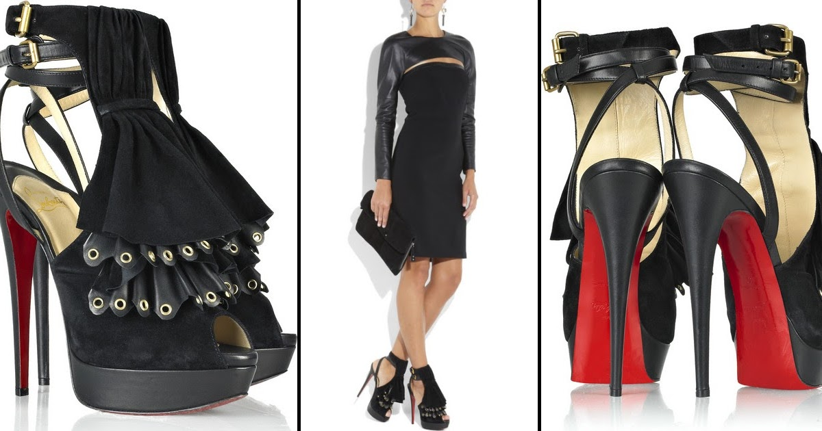 93775187e21 Beats, Sneaks and Chic: Chic: The Real (christian louboutin