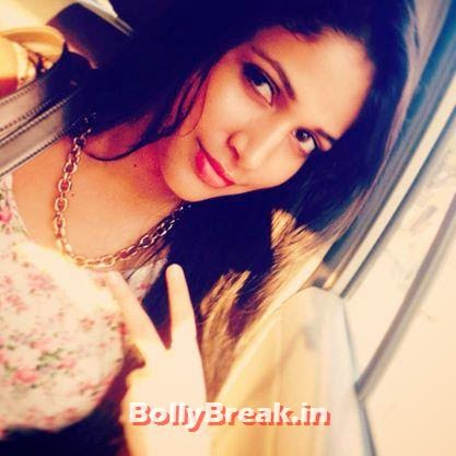 , Lavanya Tripathi Face Close Up Photos from Facebook