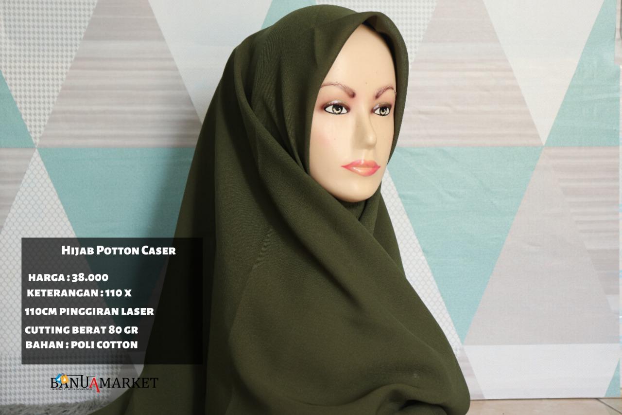 Hijab Potton Caser