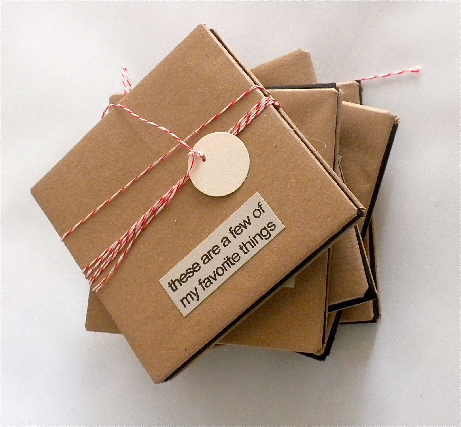 Very brown paper packages tied up with string… | Beehive Art Studio TA47