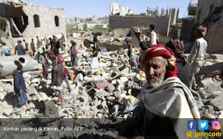Dampak Pemberontakan Syiah Houthi: Yaman Diprediksi Hancur Total