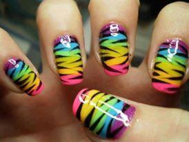best nail art photos