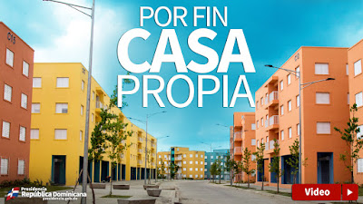 Infografía: Gobierno Danilo habría construido 62 mil viviendas en 4 años