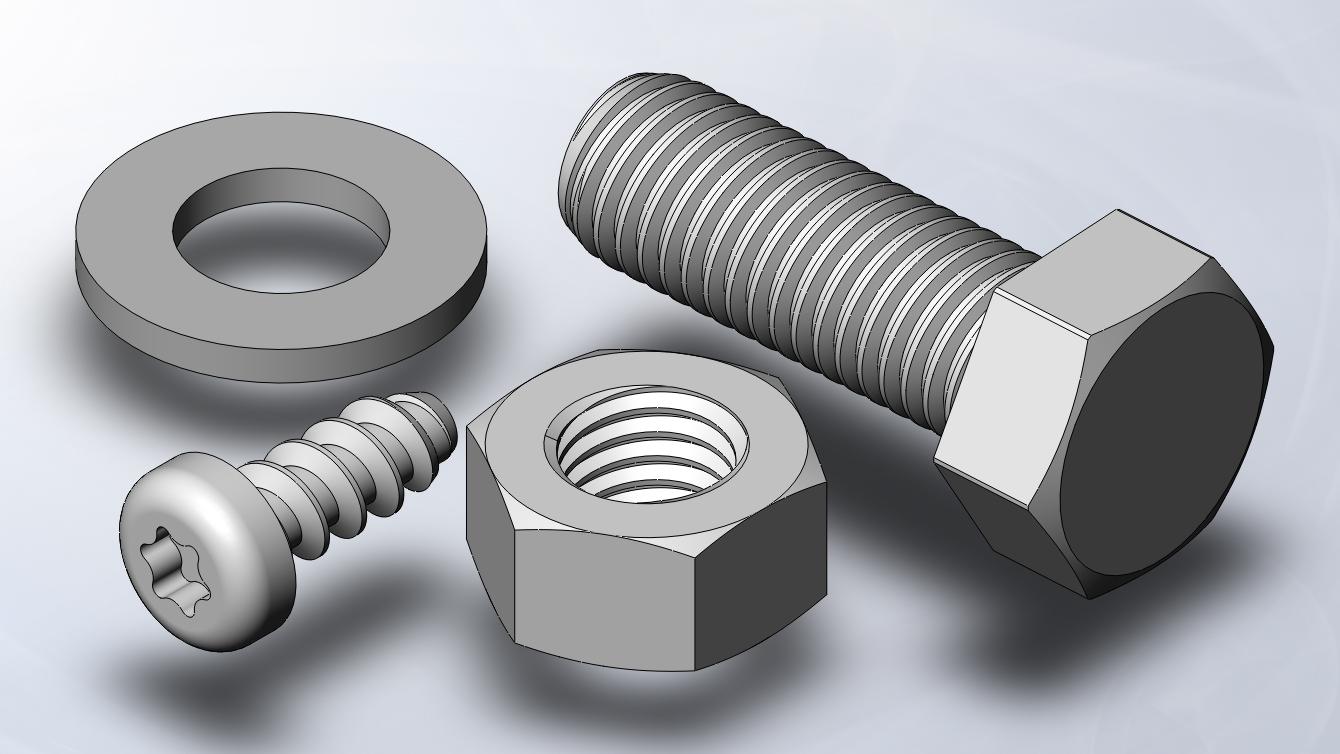 CAD Graphics BlogWorks | 3D CAD: Build your SolidWorks Toolbox