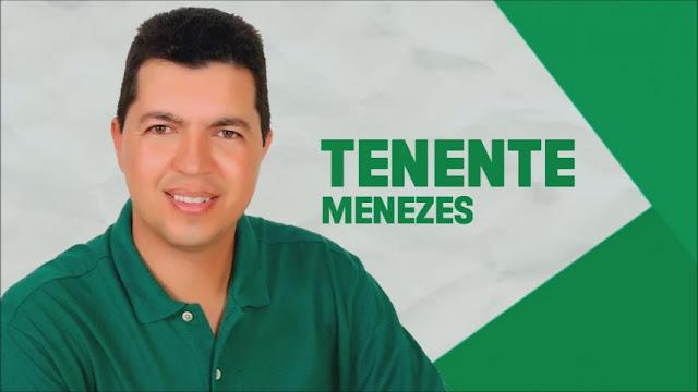 Ten. Menezes é o convidado da Sala de Debates