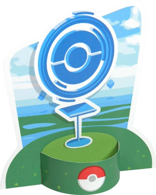 PokeStops - Pokemon Go