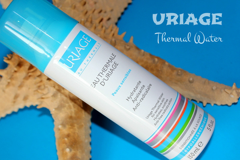 Отзыв: Термальная вода Урьяж - URIAGE Thermal Water.