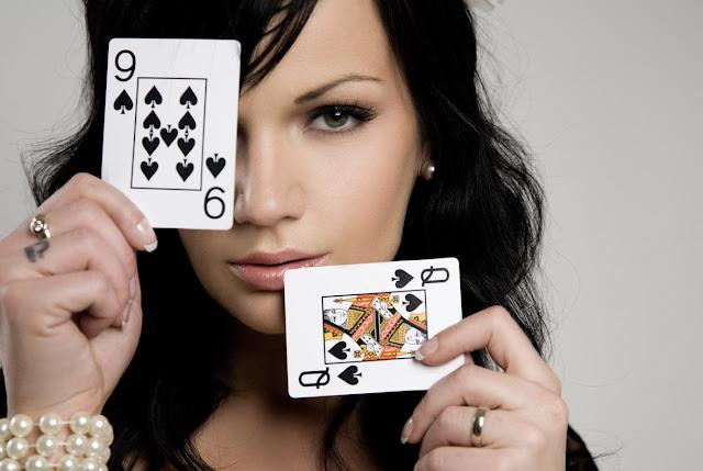 Желание девушкам проигравшим в карты