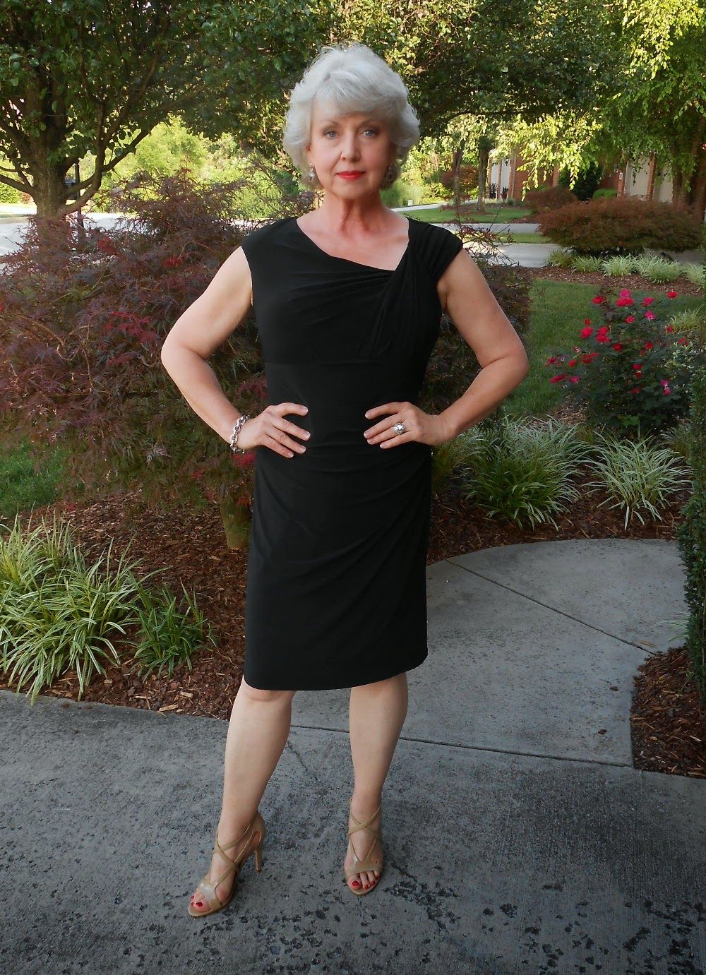 Fifty Not Frumpy A Night Out