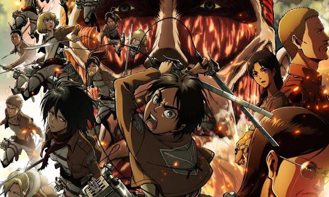 Shingeki no Kyojin: Tráiler de la segunda parta de su tercera temporada