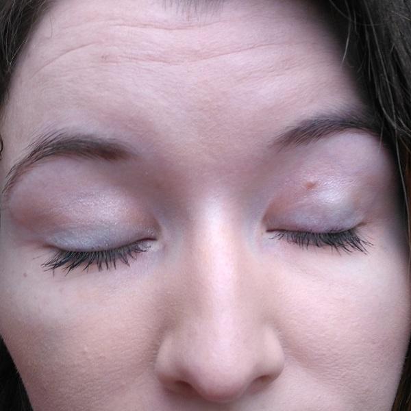 Highlighter als Lidschatten Eyeshadow