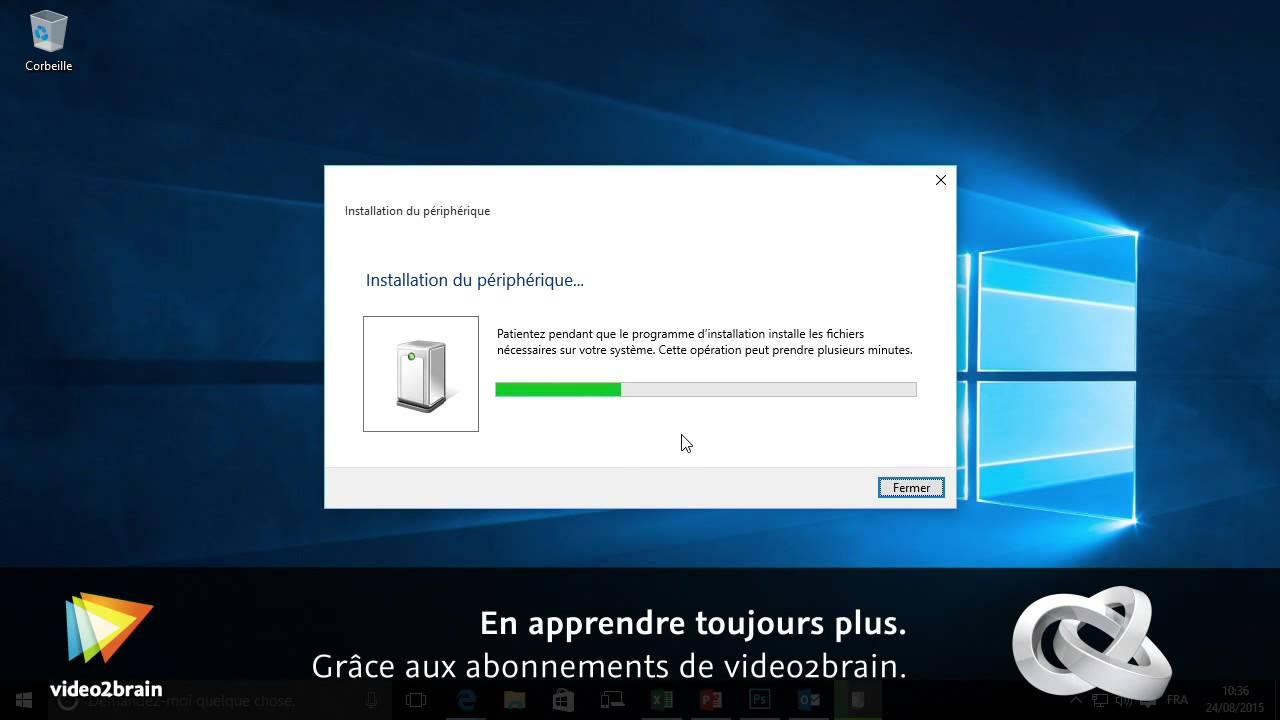 installer imprimante pdf windows 8