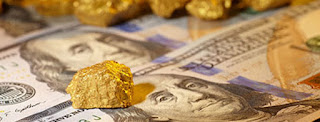 The rise in gold prices and the strengthening of the US dollar limits gains