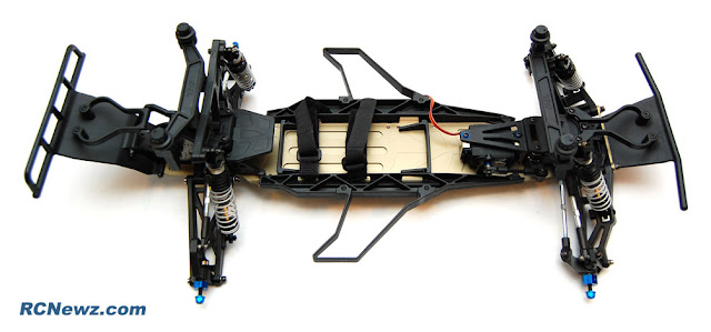 Pro-Line Pro-2 SC chassis assembly