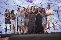 Manjari Phadnis, Meenakshi Dixit, Dipannita Sharma At Designer Nidhi Munim Summer Collection Fashion Week 18th March 2017 (5).JPG