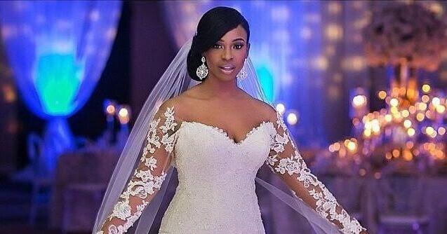 Sophie Mbeyu Blog: Plus size wedding dresses!
