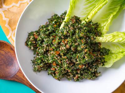 Tabbouleh Salad Recipe - Home Made