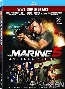 The Marine 5: Battleground (2017) English 720p 700MB