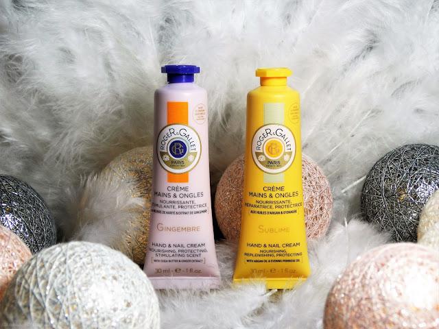 Avis Crème mains et ongles Roger & Gallet, blog bougie, blog parfum