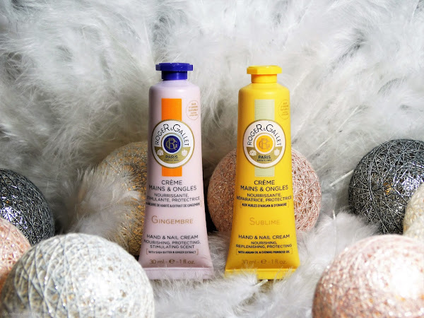 ROGER & GALLET | CRÈMES MAINS & ONGLES