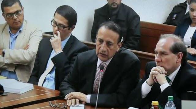 Exgobernador Álvaro Cruz condenado a 6 años de prisión