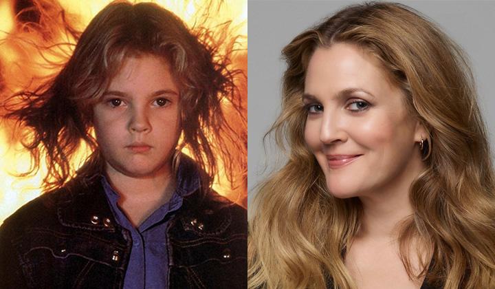 Drew Barrymore em Chamas da Vingança