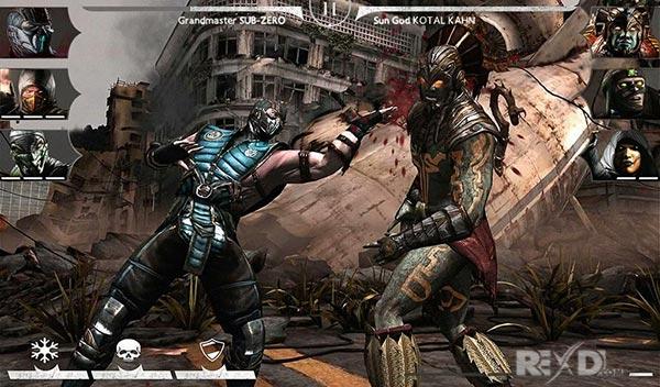 تهكير Mortal Kombat X شراء من داخل اللعبة مجانا