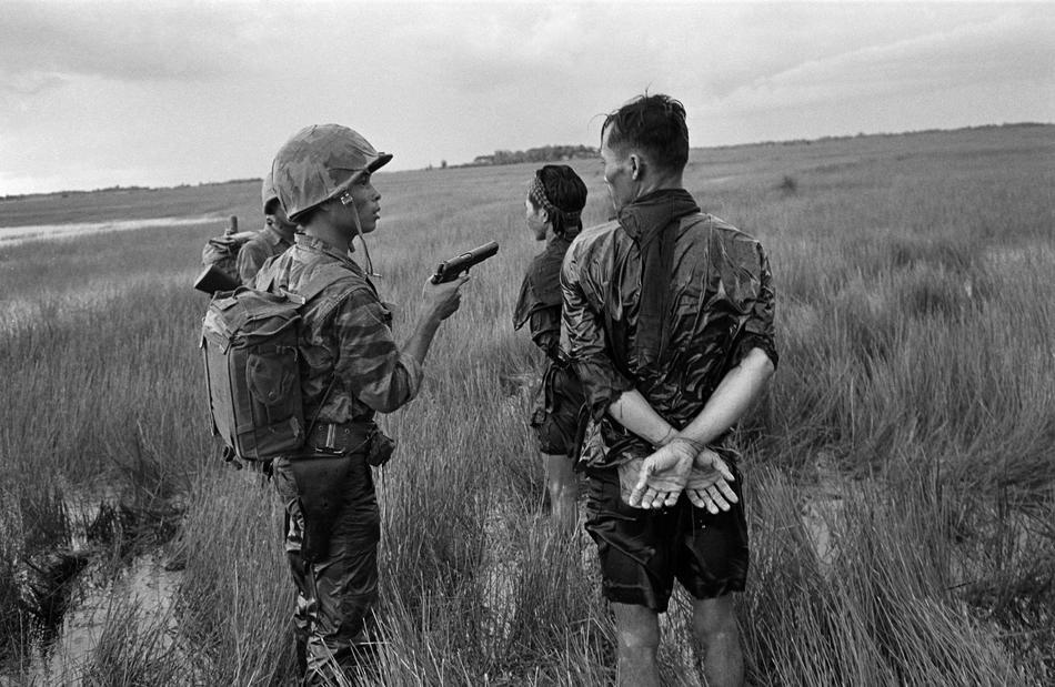 Фотохроника войны во Вьетнаме