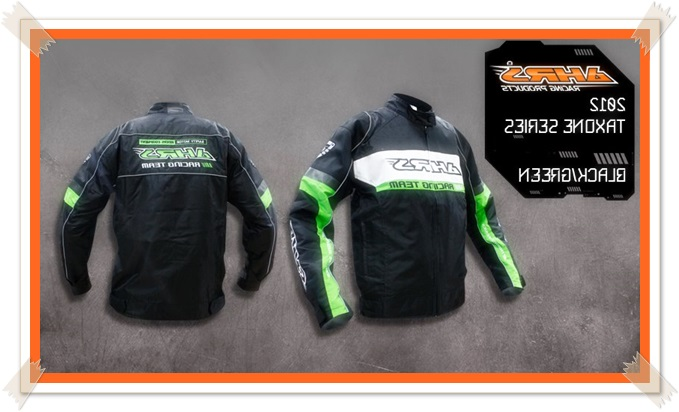 model jaket touring ahrs