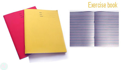 exercise book