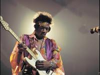 Mengenal Teknik Gitar Jimi Hendrix