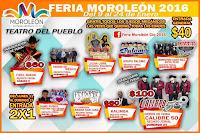 teatro del pueblo feria moroleón 2016