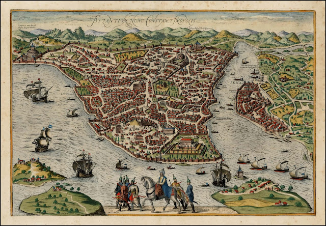 Ottoman Empire Maps