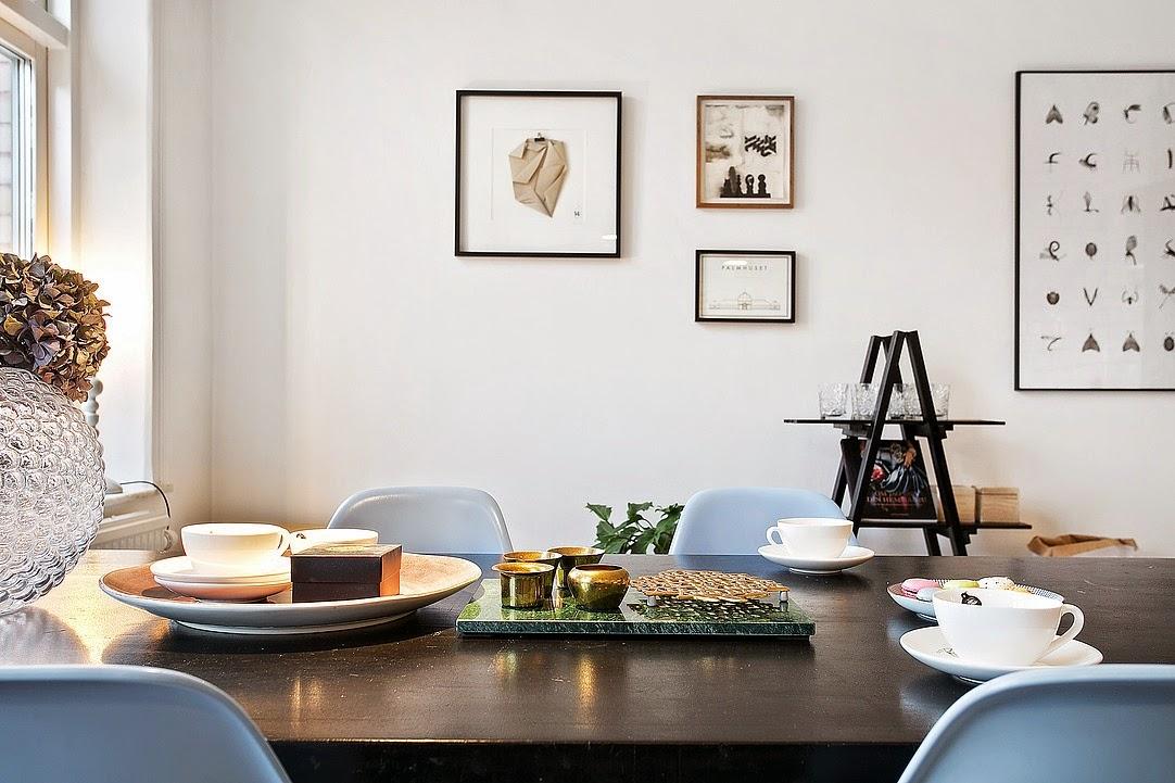 Decouvrir L Endroit Du Decor : d couvrir l 39 endroit du d cor un appartement familial ~ Nature-et-papiers.com Idées de Décoration
