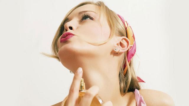 La piel y el perfume