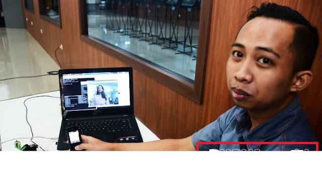 Teknologi CCTV Terbaru! Mahasiswa Ini buat cctv deteksi wajah