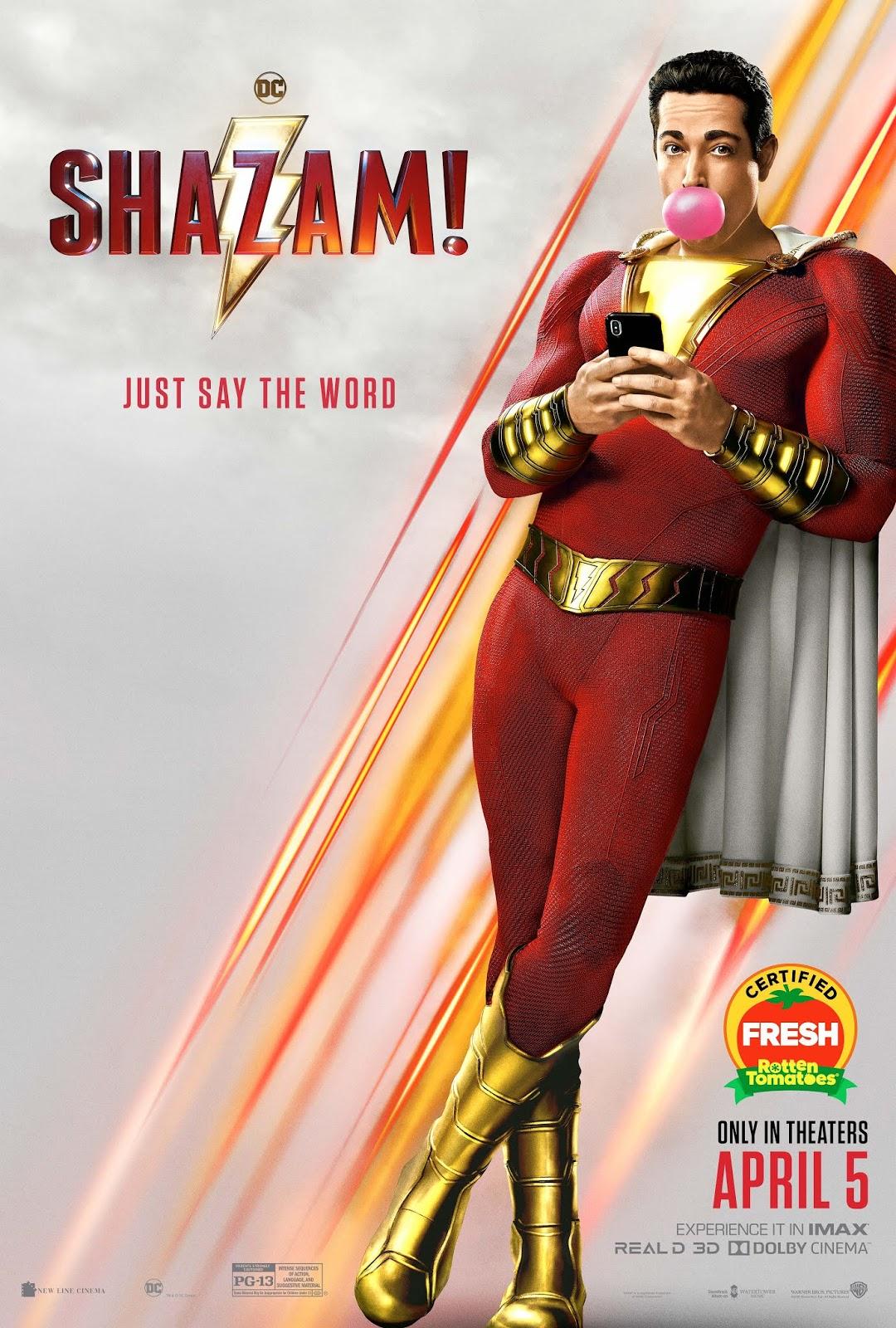 Siêu Anh Hùng Shazam!
