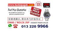 Pajak Rolex ( Rolex diterima di kepong.kedaipajak.com )