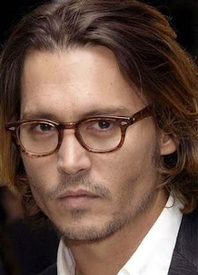 Fotografía del actor Johnny Deep