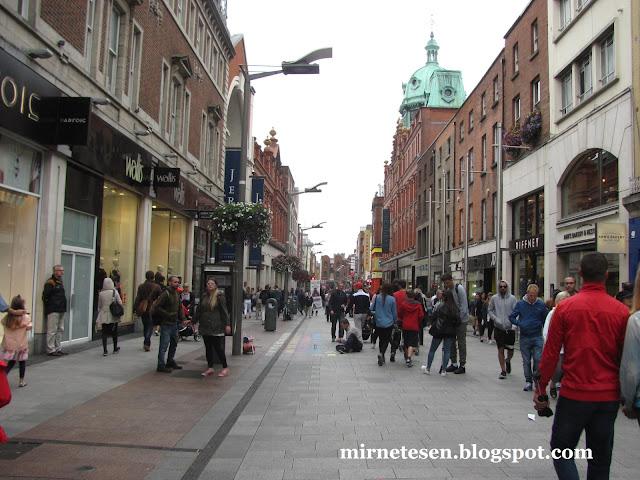 улицы Дублина