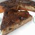 Receita de torta de aveia, maçã e banana | Fit e sem lactose